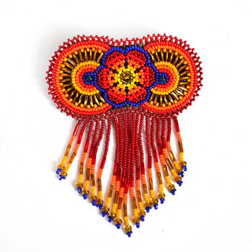 Broche - Earrings